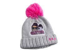 כובע גליטר פונפונים LOL צבע כללי 00