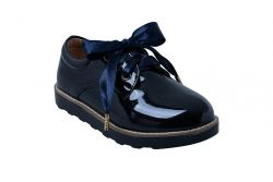 נעליים חצאיות 21EAST  כחול לק מידה 34